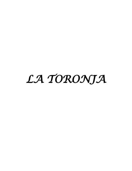 LA TORONJA