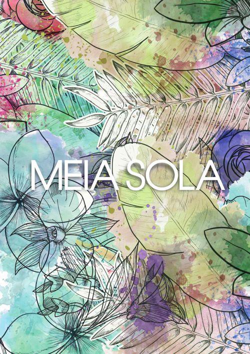 MEIA SOLA VERÃO 2016