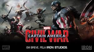 Mega~Watch Captain America: Civil War 2016 Full Movie Online