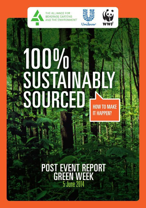 100% Sustainably Sourced: How to make it happen