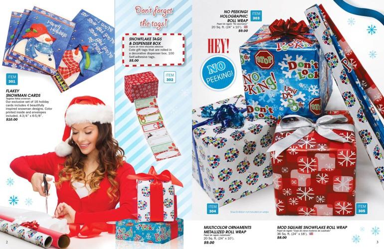 Brochure F 14 Snowflake Wonders AA LS
