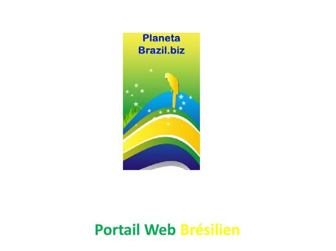 Présentation du Portail Planeta Brasil