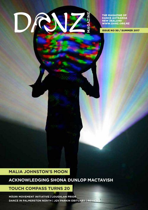 DANZ Magazine / Issue 50