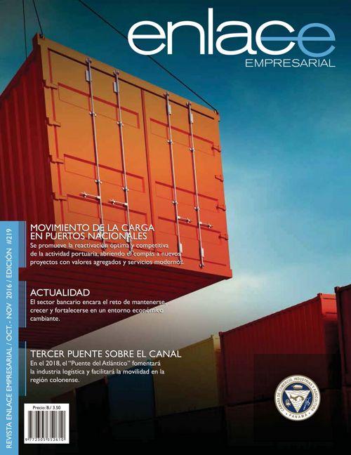 Revista enlace empresarial N°219