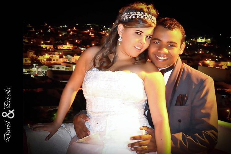 CASAMENTO - David e Priscila
