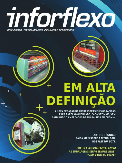 Revista Inforflexo Edições 2011