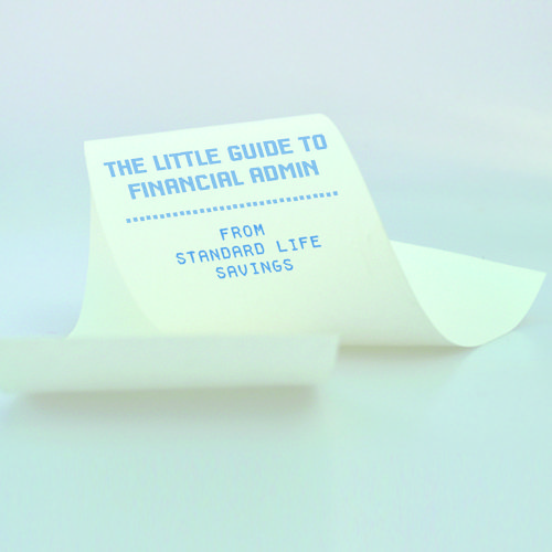 The little guide to financial admin
