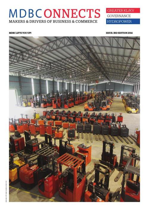 Lisman Forklifts Asia MDBC Article