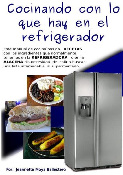 Cocinando con lo que hay en el refrigerador