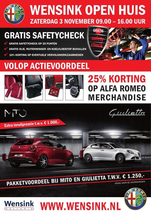 Poster Alfa