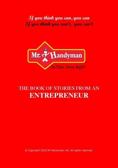 Stories of an Entrepreneur