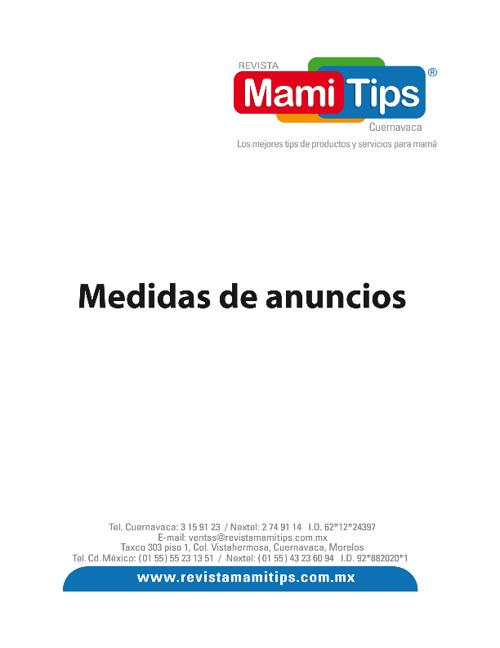MEDIDAS DE ANUNCIOS
