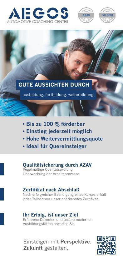AEGOS AG | Automotive Coaching Center