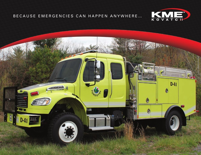 KME Wildland Brochure
