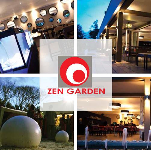 Zen Garden Brochure