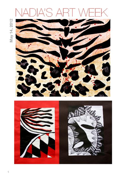 Nadia's Design portfolio