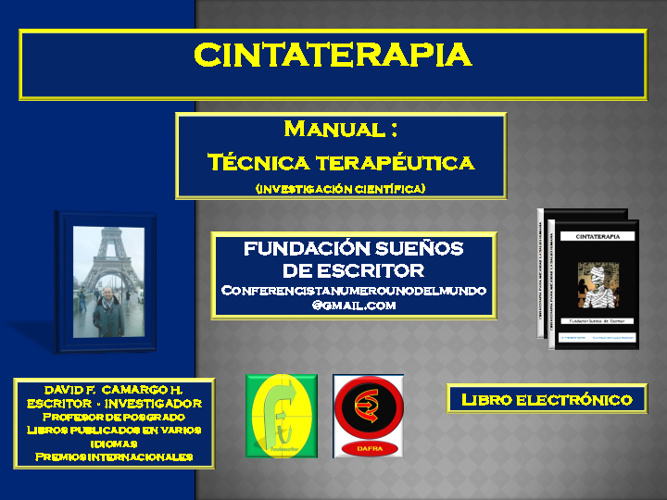 CINTATERAPIA