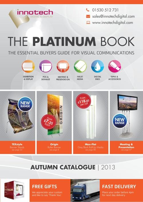 The Platinum Book | Autumn 2013