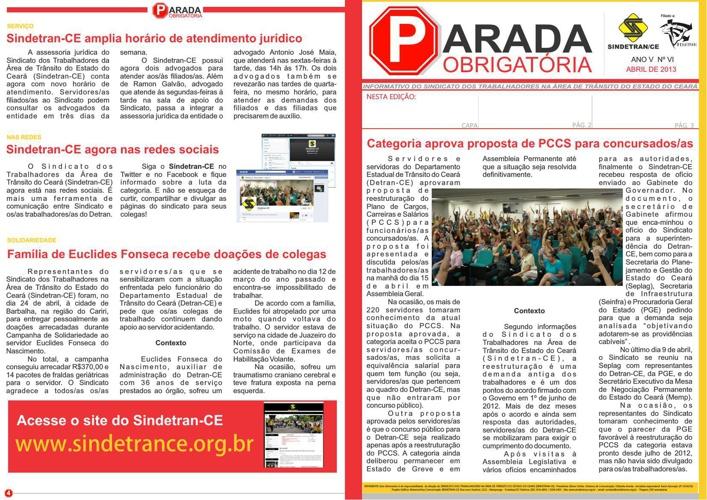 Parada Obrigatoria -  15