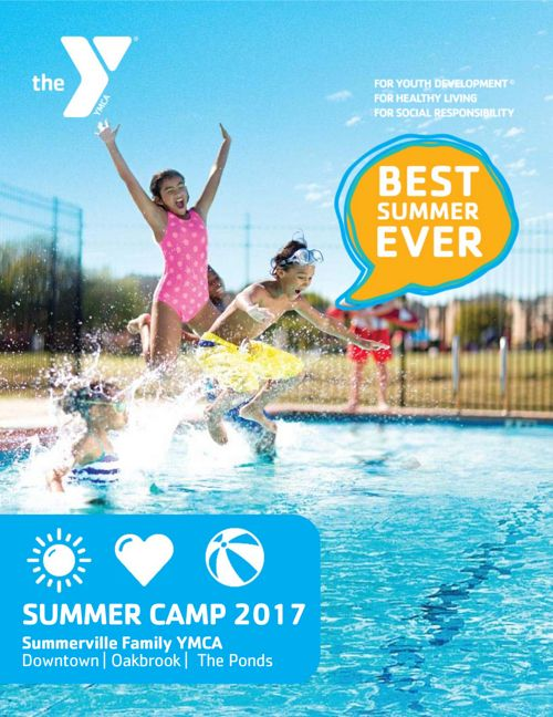 YMCA Summer Camp 2017