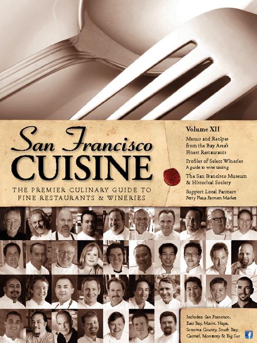 San Francisco Cuisine - Volume 12