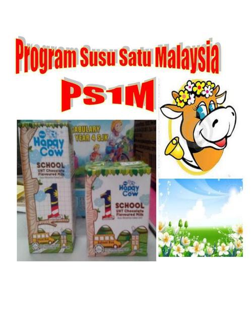 gambar minum susus PS1M