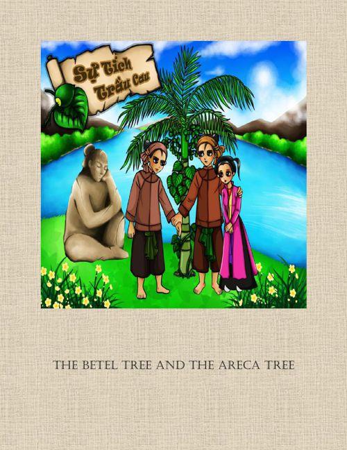 THE BETEL TREE AND THE ARECA TREE