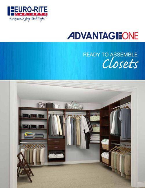 Advantage One Closets