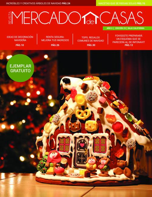 Revista Mercado de Casas Edición Noviembre-Diciembre 2016