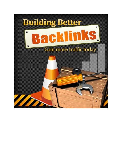 BuildingBetterBacklinks