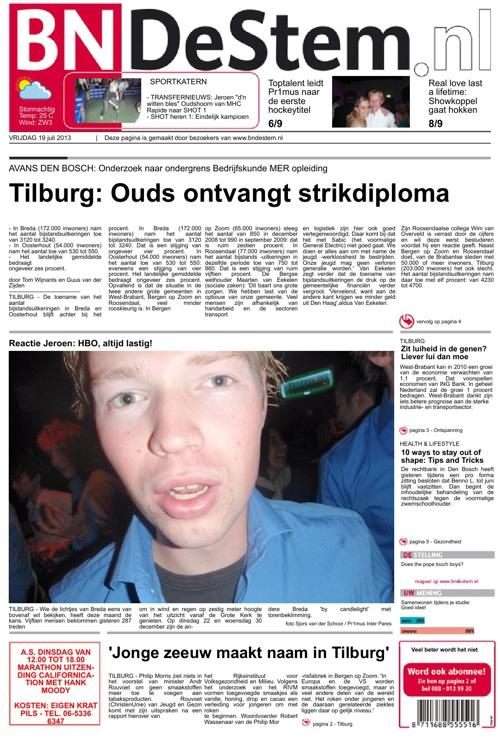 BN/ De Stem - Ouds Edition