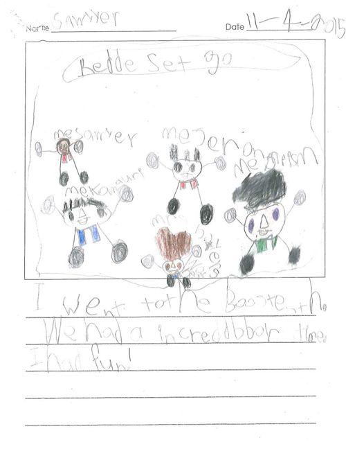 Sawyer's Published Writing