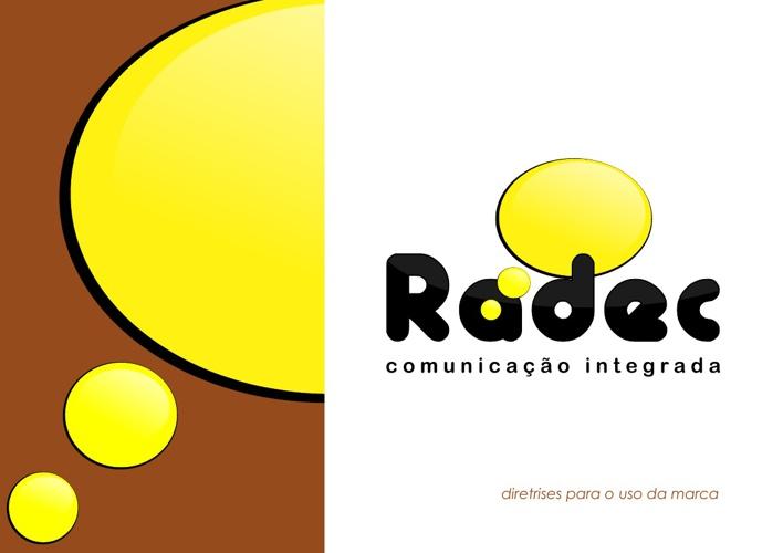 Manual de Identidade Visual Marca Radec Comunicação Integrada