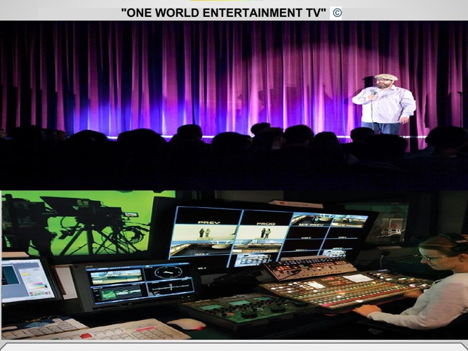 Live Acts TV Broadcast Video Promotion