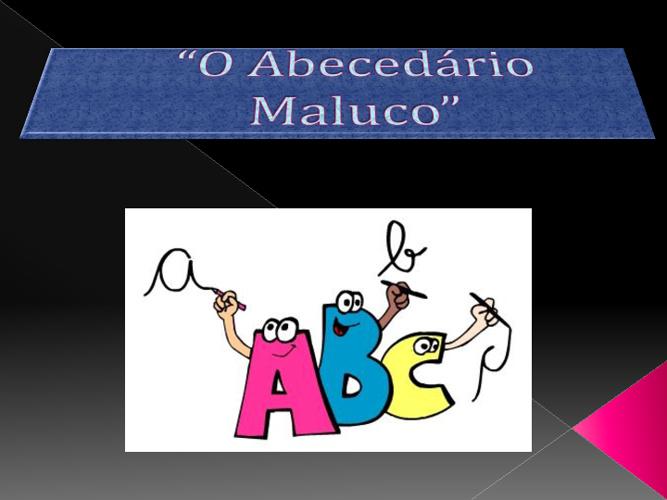 Abecedario Maluco