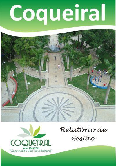 Revista Administração 2009 a 2012 de Coqueiral