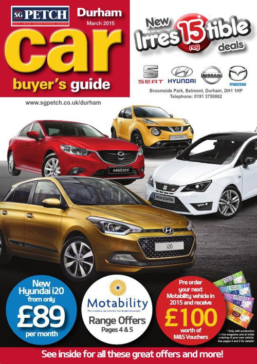 CAR BUYERS GUIDE - DURHAM