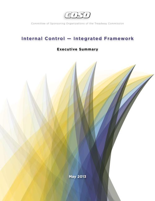 COSO - Internal Control - Integrated Framework: Executive Summ