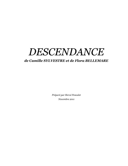New Flip  DESCENDANCE