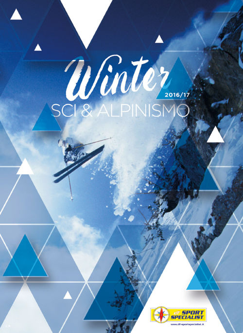 CATALOGO SCI & ALPINISMO - WINTER 16/17