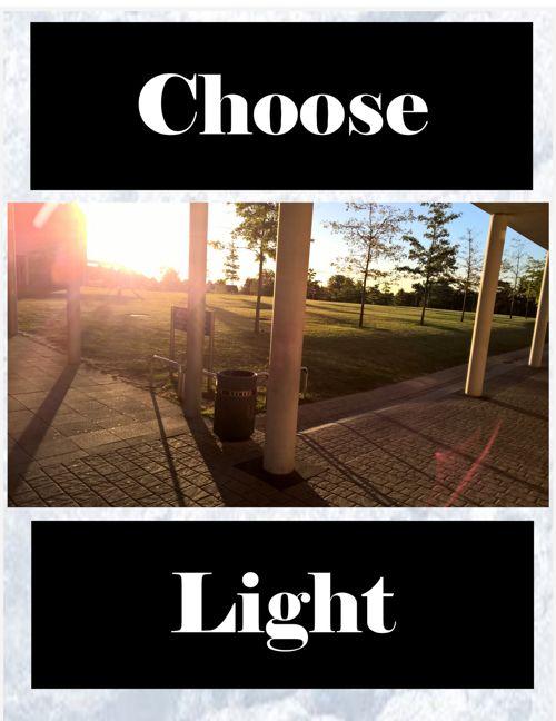 choose light 5