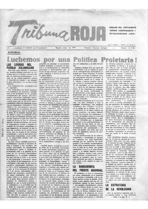 tr1_julio71_politica_ proletaria