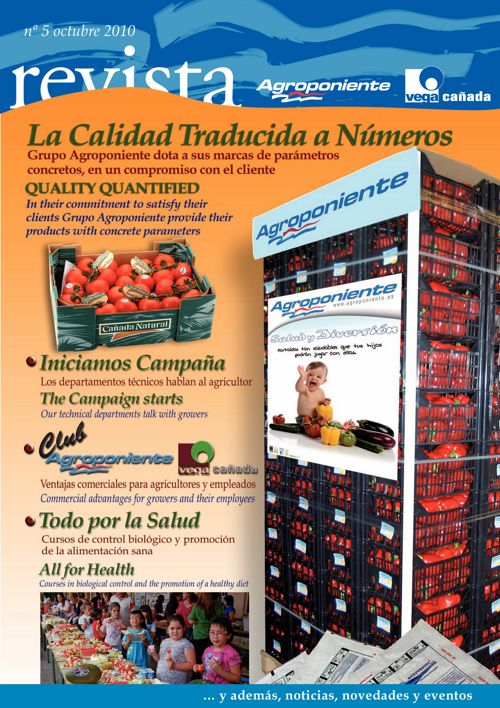 Revista Agroponiente 5