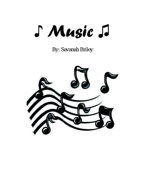 My FlipBook - Music