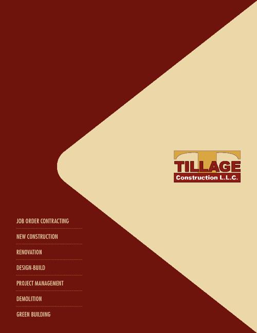 Tillage Construction