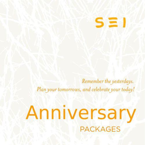SEI Anniversary