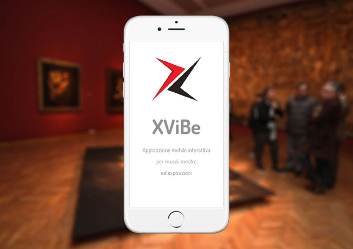 XViBe - eXplore & Visit by Beacon