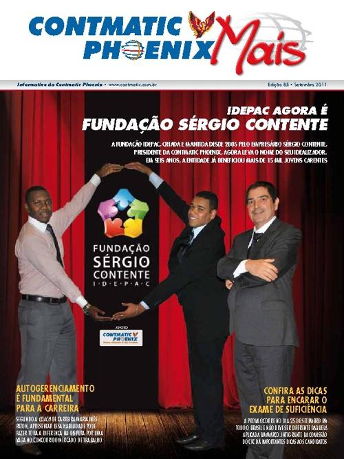 Edição 85 - Setembro / Edição 2011