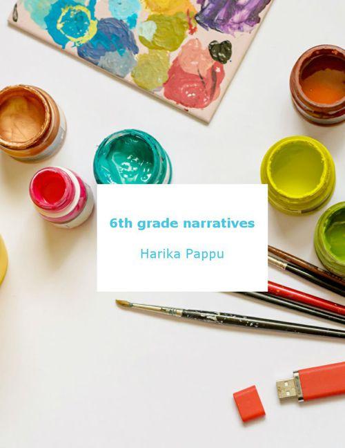 6th Grade Narrative