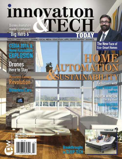 Innovation & Tech Today - Fall 2014